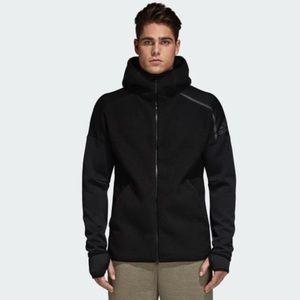 Adidas Men's Hoodie Jacket